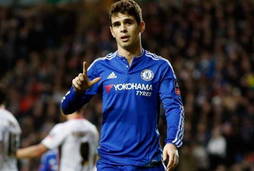 Oscar earned £21.1m as wages in the year 2018
