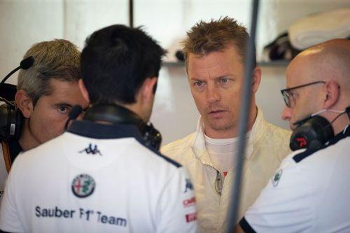 Raikkonen will make his return to Sauber after 18 years this upcoming season