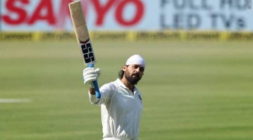 Indian test team opener Murali vijay