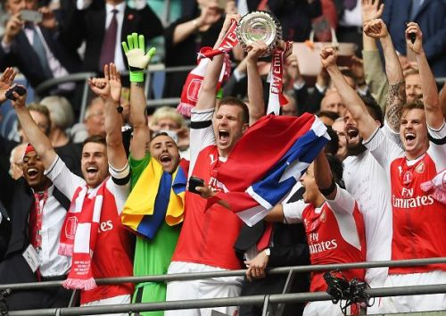 Arsenal v Chelsea - The Emirates FA Cup Final 2017