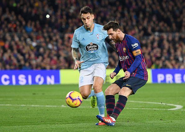 FC Barcelona v RC Celta de Vigo - LaLiga