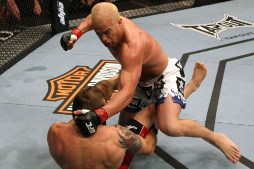 Bader's chin has struggled to hold up against even less notable strikers like Tito Ortiz