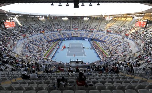 National Tennis Center, Beijing