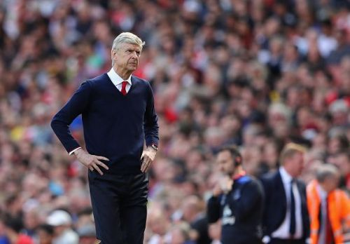 Wenger never stood up to the owners