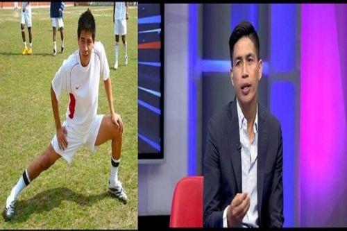 One of India's greatest midfielder, Renedy Singh