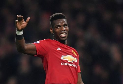 Pogba could star again for Manchester United