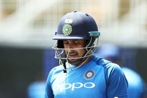 Rayudu failed at number 4 in the first ODI
