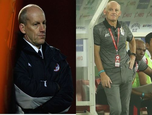 ATK FC coach Steve Coppell