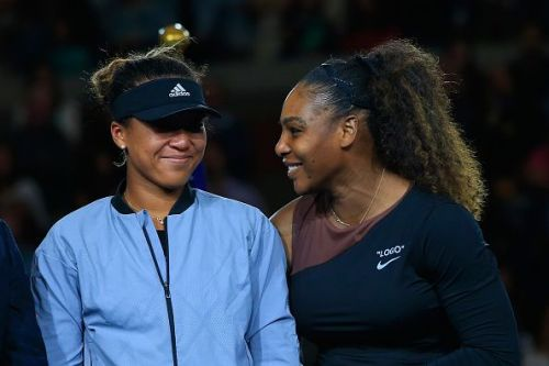 Serena may run into Naomi Osaka again after their controversy-ridden 2018 US Open final.