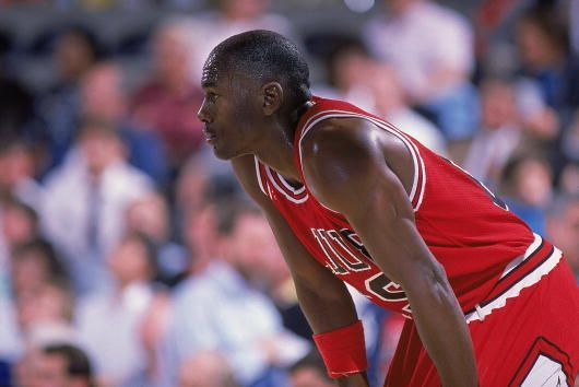Michael Jordan #23...