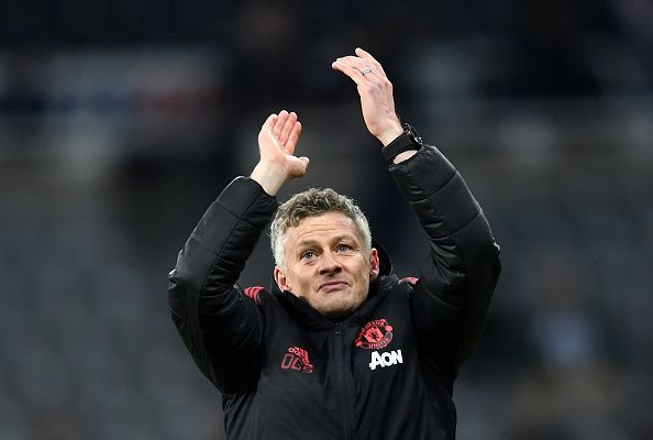 Ole Gunnar Solskjaer has recorded the best start to life as a Manchester United Manager