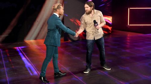 Is the 205 Live General Manager hinting at things to come?