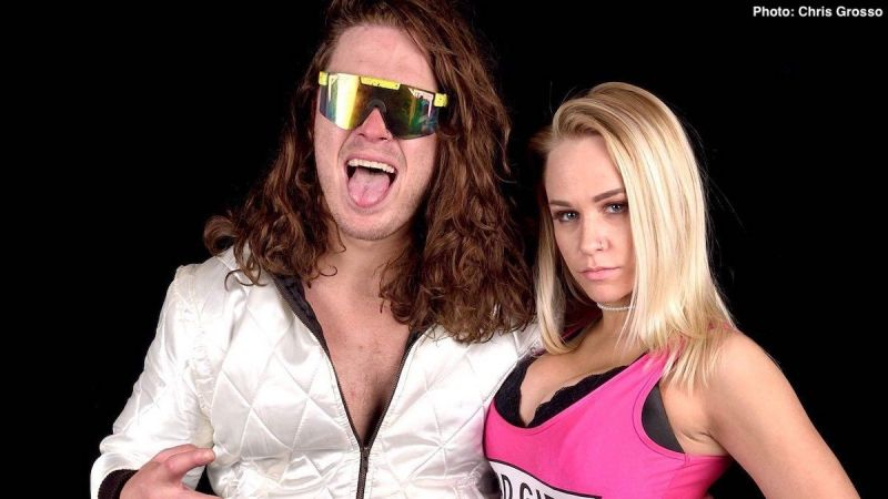 'The Bad Boy' Joey Janela is at AEW and so is Penelope Ford!