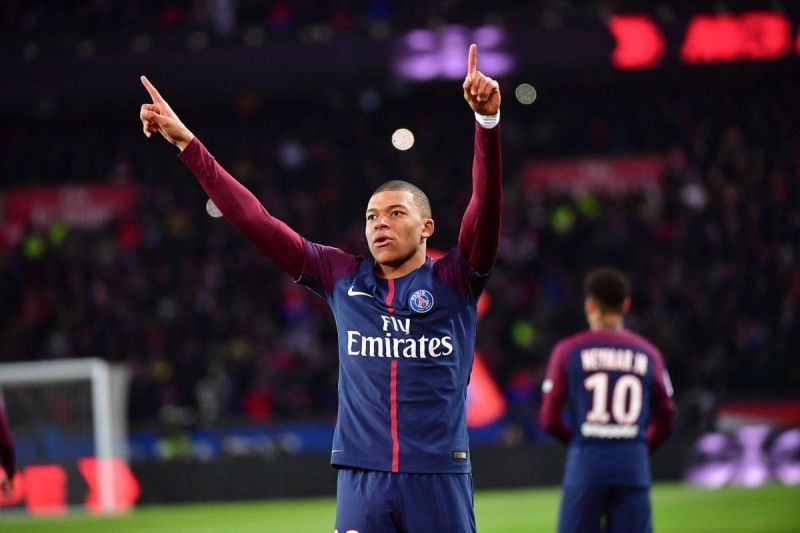 Kylian Mbappe is considered the future of football