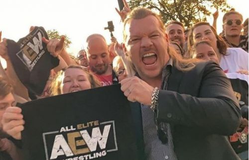 Jericho is the biggest name so far to join AEW.
