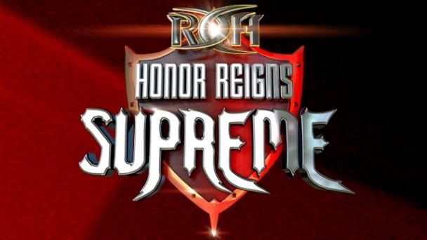 This was the first ROH live show of the year