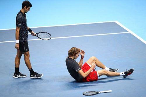 Djokovic and Zverev have had some great fights