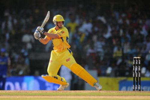 Albie Morkel was a regular presence in Chennai Super Kings' lineup during their early years
