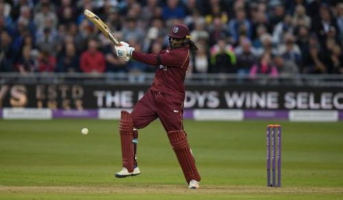 7. Chris Gayle (West Indies)