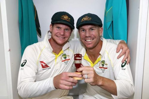 Smith and Warner will return to Australia around April 2019