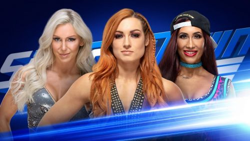 Which of these three Superstars will face Asuka at the Royal Rumble?