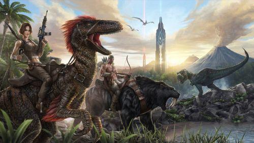 Image result for ark survival evolved