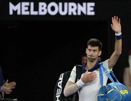 Djokovic is one of the favourites for the title this year