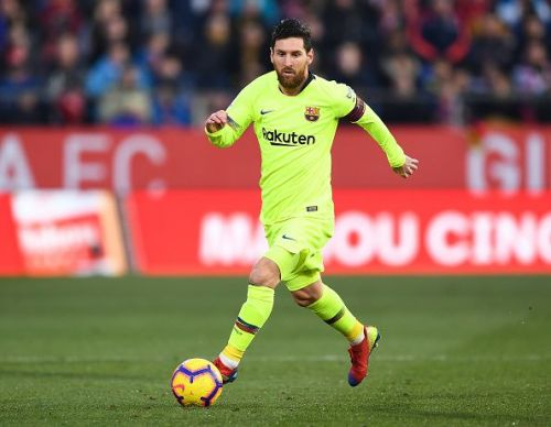 Messi has been the inspiration (again) for Barca