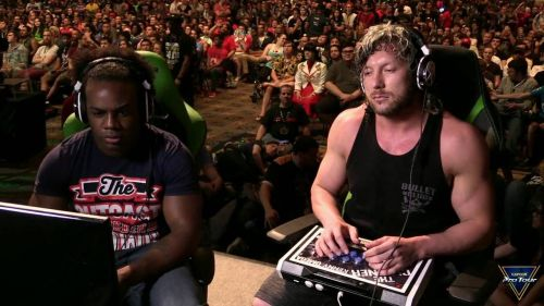 Could Kenny Omega face gaming rival Xavier Woods in a WWE match?