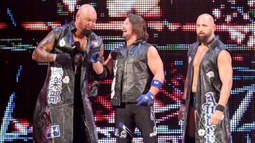 AJ and The Club