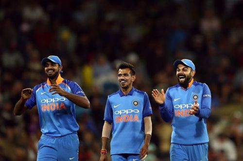India outplayed New Zealand in all departments