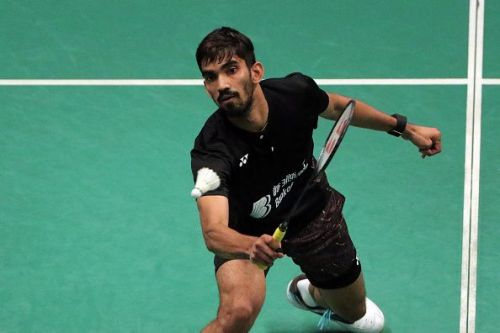 Kidambi Srikanth would be the favorite among Indian male participants to make a mark