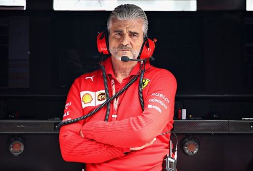 Will Maurizio Arrivabene be at Sauber next?