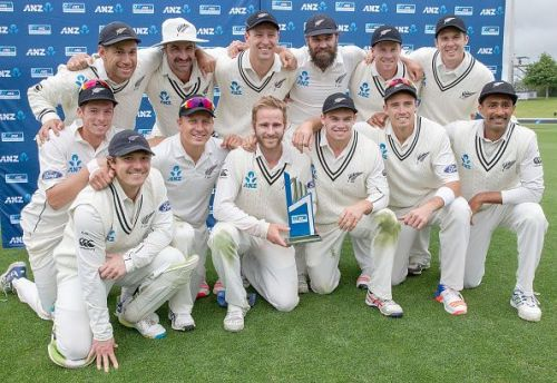 New Zealand v Pakistan - 2nd Test: Day 5