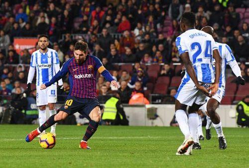 Barcelona ignore Messi's fear