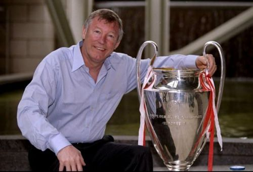 Ole Gunnar Solskjaer's injury-time winner in 1999 earned Sir Alex Ferguson his first UEFA Champions League trophy