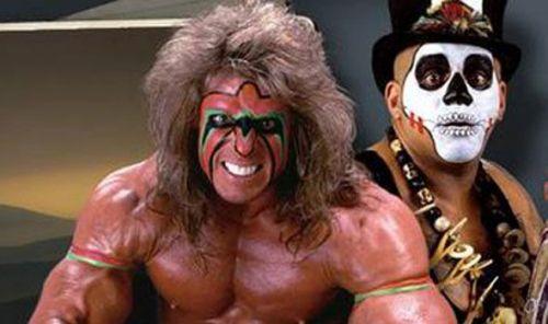 The Ultimate Warrior & Voodoo Priest Papa Shango