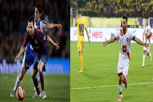 FC Goa's Ferran Corominas