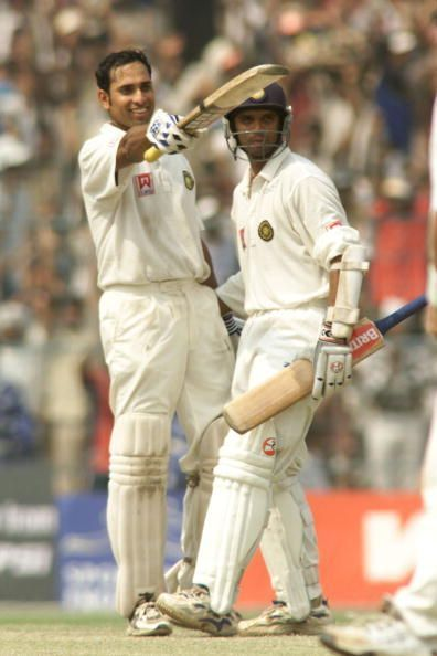 Dravid's ability to sustain a partnership remains unmatched