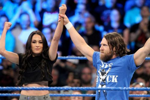 There are a number of real-life WWE couples at present