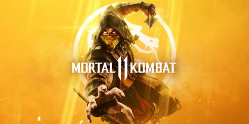 Scorpion lands the cover art of MK11
