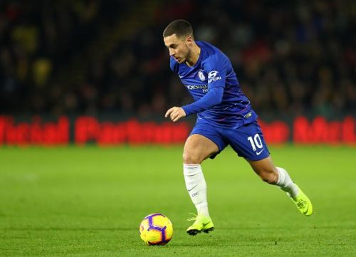 Hazard may finally get his dream move this month