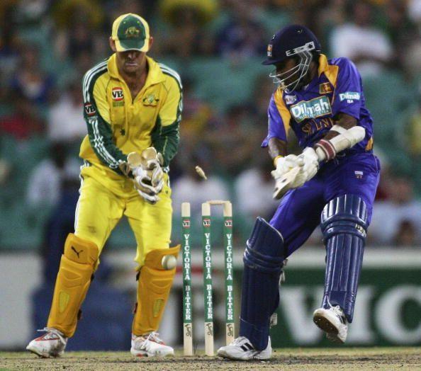 VB Series - 2nd Final: Australia v Sri Lanka