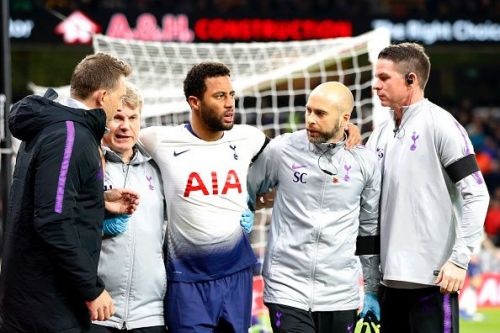 Mousa Dembele is set for a move to China this month