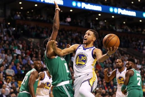 Stephen Curry is averaging 29.5 points, 5.2 rebounds and 5.5 assists per game this season