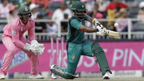 Pakistan win the 4th ODI against South Africa to level the series