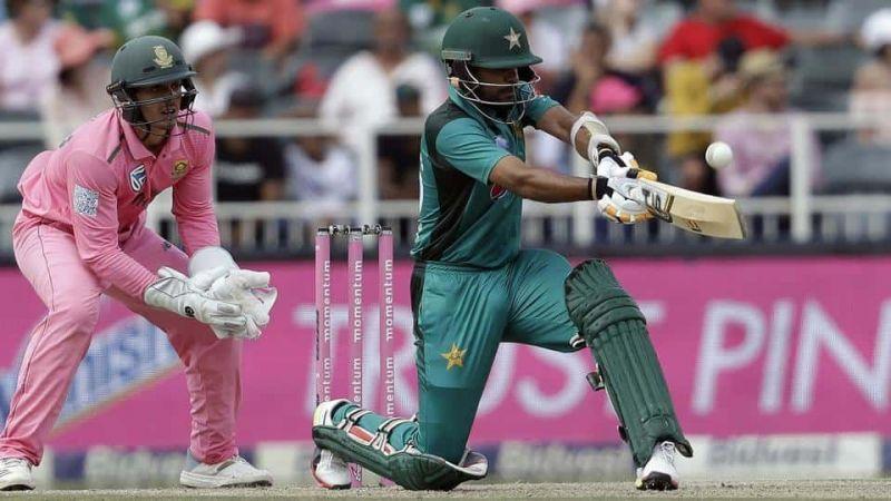 South Africa Vs Pakistan 4th ODI Pakistan Level Series