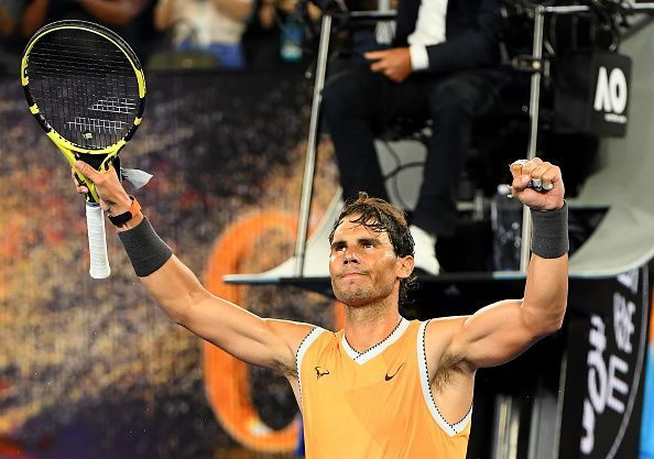 Australian Open 2019  Rafael Nadal vs Tomas Berdych  Where to watch ... 919ff9e787343
