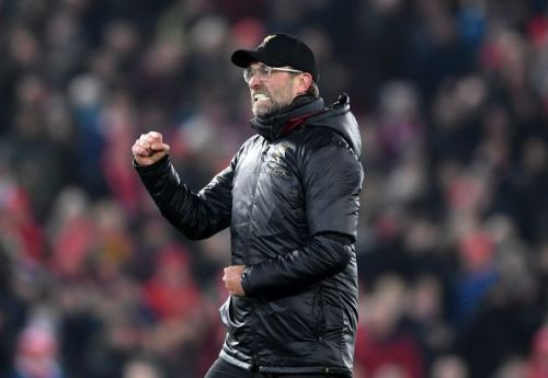 The Klopp-led Liverpool is leading the Premier League