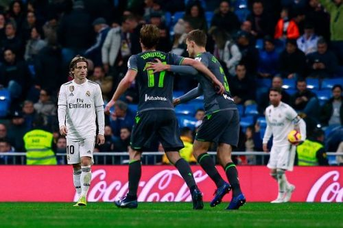 Real Madrid was shellshocked at the Bernebau and have conceded 4 goals in two league games in 2019